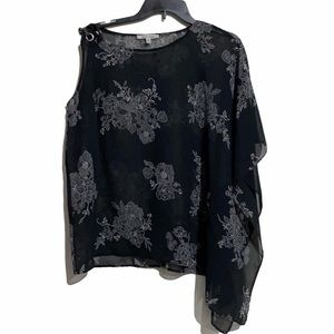 QUINESSENTIALS • sides hang blouse - festival boho